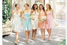 Bridesmaids / by Jay West