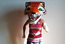 masks / maskers