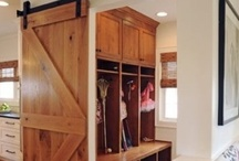 Mudroom / Entryway  / Kitchen Sales, Inc Knoxville will make any mudroom or entryway to your home functional for your needs in the wood and finish of your style by using cabinets and materials. / by Kitchen Sales, Inc