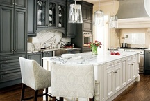 Two Toned Kitchens / by Kitchen Sales, Inc