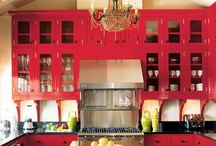 Colorful Kitchens / by Kitchen Sales, Inc