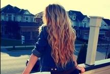 Hair Styles or Hair Tips / by Jillian