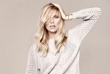 - Spring Inspiration - / Spring is one our favourite seasons. Learn how to wear knitted clothing during the spring.