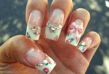 Nails, Nails, Nails..., / by Heidi Warenski