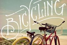 Bicycling....let's RiDe / by Miss Dee