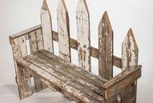 Barnwood Reclaimed Wood Items