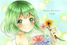 Gumi (Vocaloid)