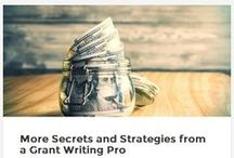 Grant Writing Tips for Educators / Successful Grant Writing Strategies for Educators: Teachers, Schools, and Districts