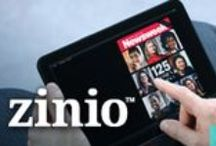 KHCPL's Zinio Online MagazineTitles / Our collection of popular magazines in Zinio is always available with your Library card number and PIN from anywhere you have access to a computer or Wi-Fi enabled device. There is no limit to how many issues you can check out. / by Kokomo Howard County Public Library