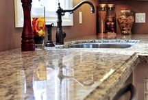 Granite Countertops / by Kitchen Sales, Inc