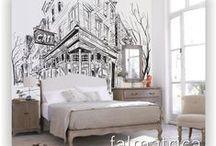 Falmatrica, otthon / Dekoráció, egyszerűen elvarázsol....