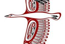 First Nations Art / the art and culture of the Native American tribes
