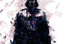 Star Wars / Star wars Canon and non-canon art