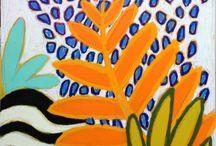 Art Gordon Hopkins / the colorful art of Gordon Hopkins