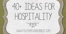 Holy Hospitality / 2018 Create in Me Retreat