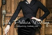 Vintage Inspirations / vintage fashion, Dior, Chanel, ....