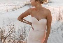 Wedding Dress Inspiration / Maui wedding dress inspiration