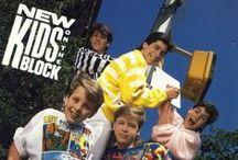 New Kids On The Block - N.K.O.T.B / by Teala Green