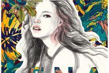 ART | Ena Beleno / ENA BELENO ART WORKS. ILLUSTRATIONS, FAN ART, PAINTINGS.