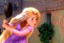 Tangled / Another one of my favorite Disney movies ah ♥