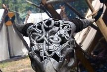 Viking & Celtic Weapons / Items