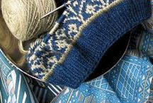 Knitting / knitting patterns and pictures