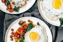 breakfast // / Pinterest Recipes that I've actually made, and approved of.