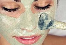 The Face Savers / Featuring the DIY masks that will save my spotty skin