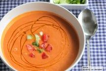 Soup Recipes / Wonderful warming soup recipes, just right for this time of year