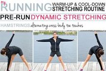 The Runner / Featuring running tips and workouts