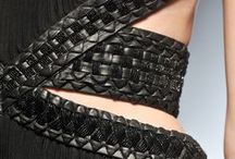 LEATHERS / LEATHERS. Anything that is made out of leather