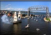 THINGS TO DO / Come visit Canal Park, Duluth in Northern Minnesota. There are plenty of family fun activities and outdoors adventures to be explored in the area.