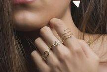 BIJOUX / Tous mes bijoux coups de coeur du moment