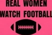 R U Ready For Some Football? / by Christine Pleva