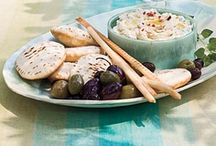 Dips & Spreads / Dips and spreads galore! Feta cheese is perfect for spreading over breads, crackers, veggies and more and we've got tons of great recipes for you to dip into. Enjoy!