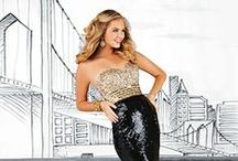 Tiffany Designs Prom / by Amore Bridal and Tuxedo LLC