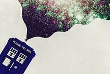 \\ doctor who // / I'm a Whovian now. Whovians are cool.  / by Chloe McCauley