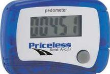 Clip-On Pedometer