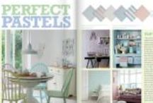 Barker and Barker Recent Press / Our fabrics featured in the latest Local & National Interior Magazines