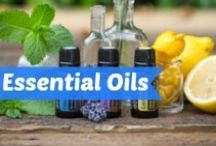 Essential Oils / This board is all about essential oils! Learn how to use essential oils for natural solutions and better health for your family and loved ones!