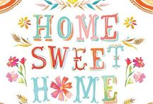 home sweet home / by Bonnie