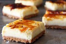 desserts: bars / by Lea Sheffield