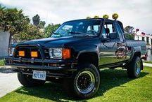 Toyota Retro / Recordemos los mejores #Toyota de la historia