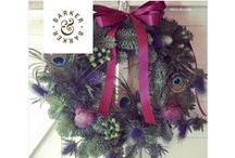 Barker & Barker Christmas / Barker & Barker love all things festive! Our Cambridgeshire  showroom is now full of beautiful Christmas gifts and decorations.