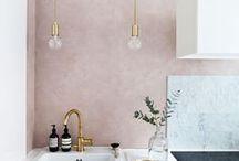 ≫ kitchen + bath inspo.