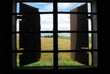 WINDOW and DOORWAY VISTAS