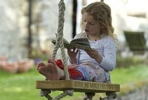 shh! im ReaDinG / hurry find your book there are new worlds waiting to be explore and people to meet :]