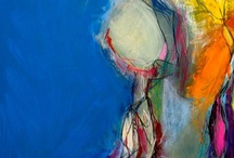 Abstract Watercolors / by Joanna Turlej