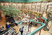 Awesome Libraries & Bookstores