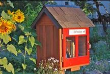 Painted Perfection Libraries / by Little Free Library